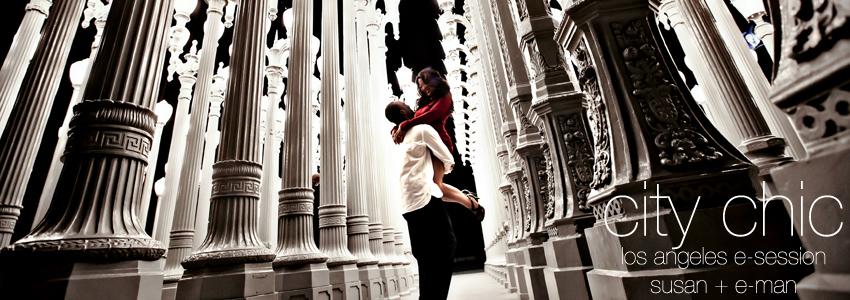 Los Angeles Engagement Photographers