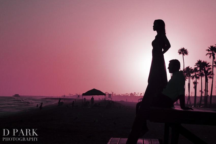 Balboa Pier Newport Beach Esession