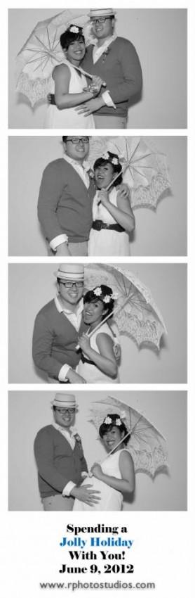 Husband Wife Orange County Wedding Photographer