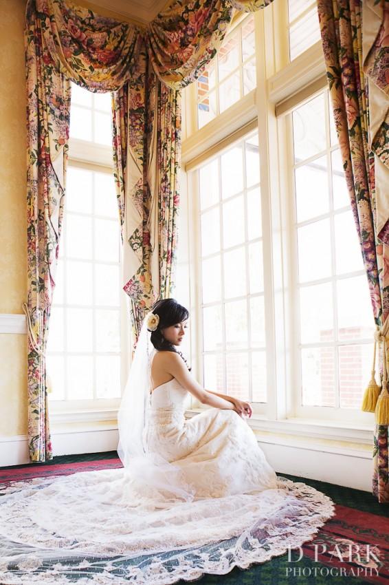 Sherwood Country Club Chinese Wedding Photographer