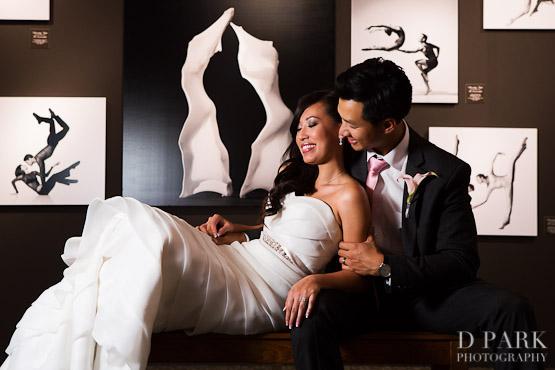 Muzeo Anaheim Wedding Venue Photographer
