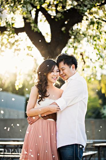 Anaheim Hills Wedding Photographer Engagement High School