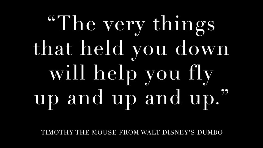 Disney Inspiration Quotes