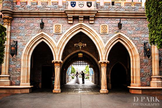 Disney Castle Wedding Photographer Photos Ideas