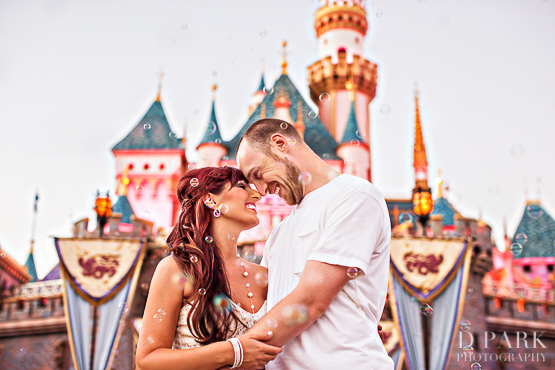 disneyland engagement wedding anniversary photographer