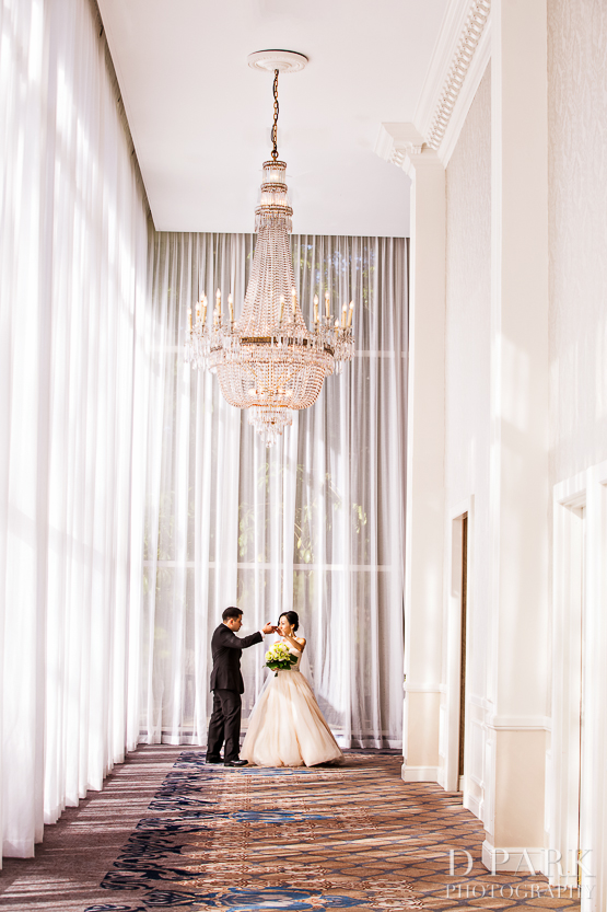 sheraton universal wedding photos