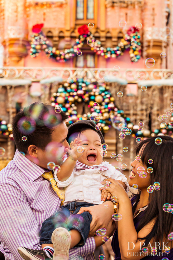 disney christmas family photos