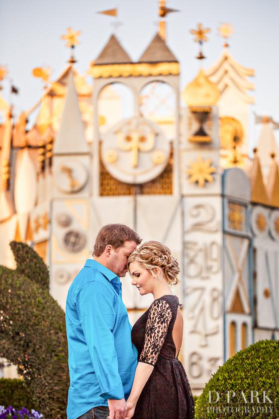 disney small world engagement honeymoon photographer