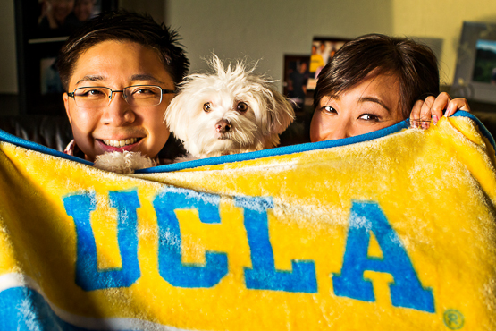 ucla at home engagement