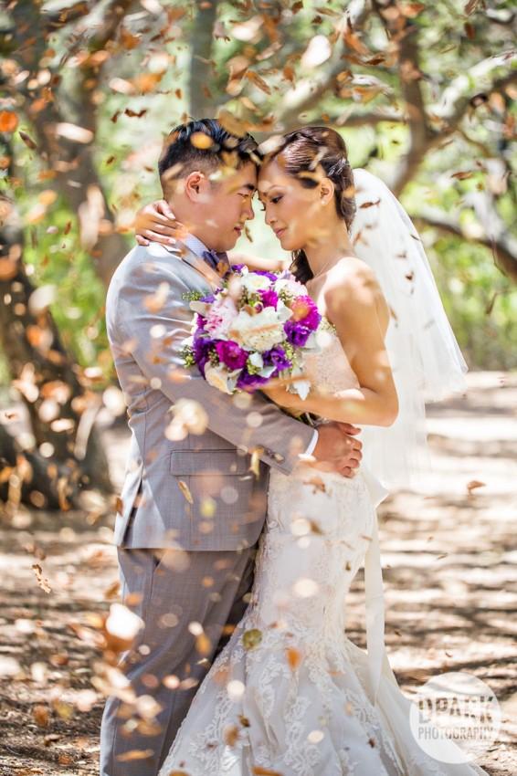 oak canyon nature center wedding photographer