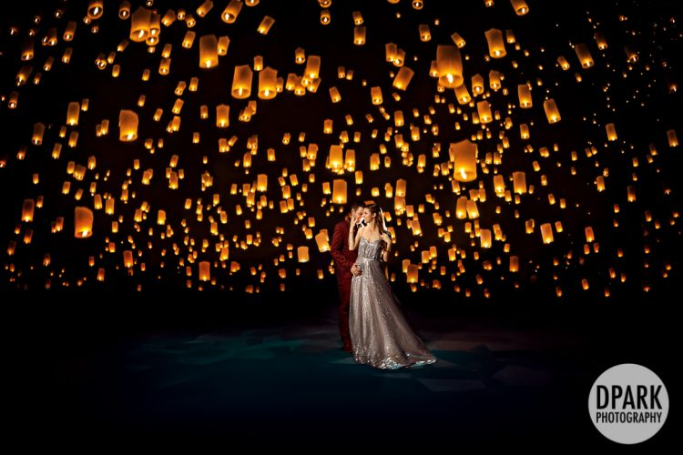 lantern-lighting-tangled-inspired-engagement-photographer
