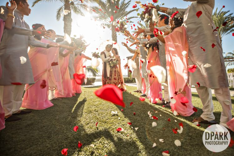 indian san diego luxury destination wedding