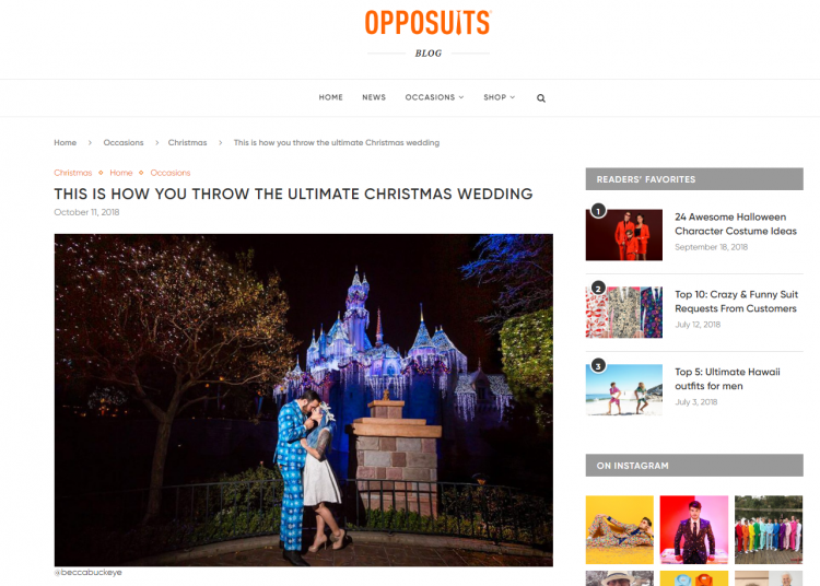 christmas-inspired-blue-white-wedding-photography
