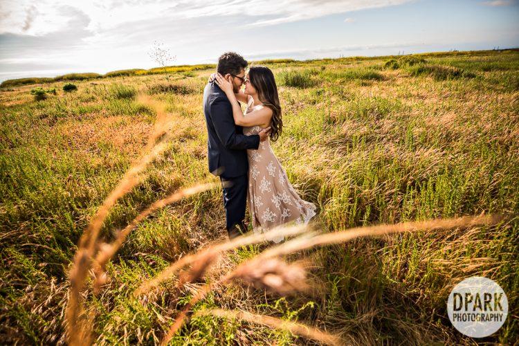 yellow-flower-field-engagement-oc-la-photographer