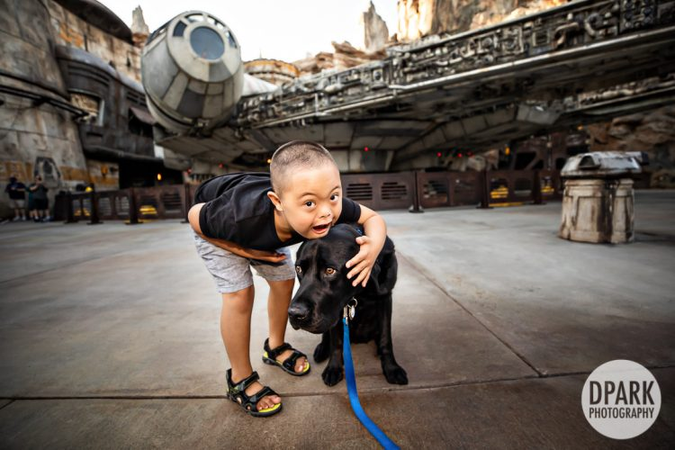 down-syndrome-7th-birthday-boy-jedi-photographer