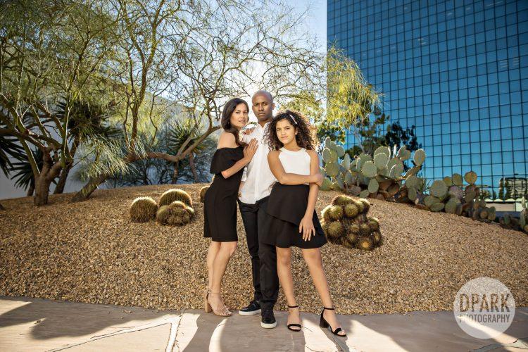 african-american-latina-biracial-family-christmas-photographer