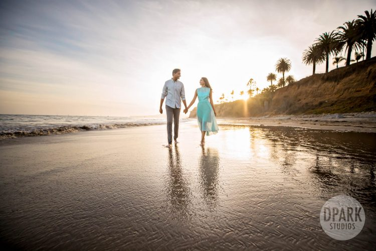 santa-barbara-butterfly-beach-indian-engagement