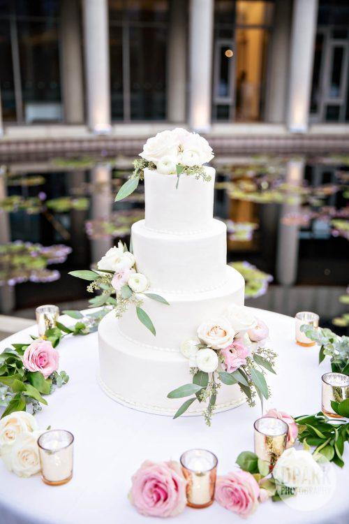 jewish-wedding-reception-cake