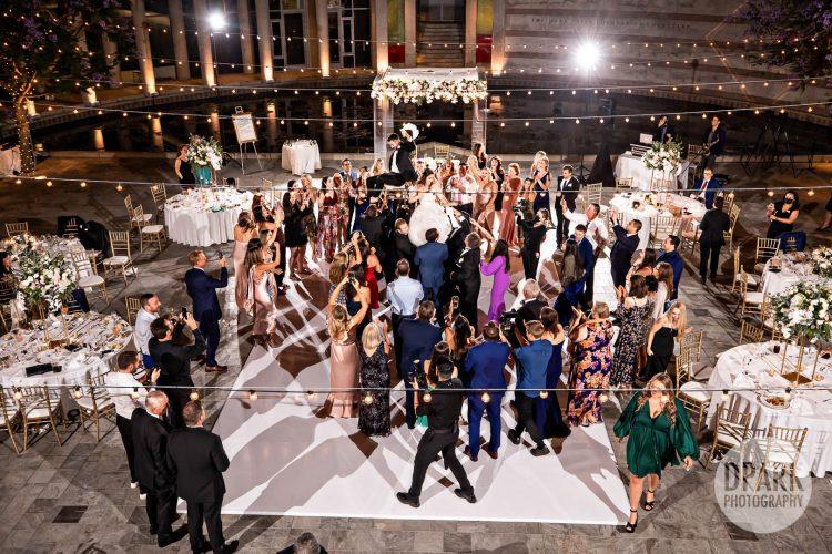 skirball-cultural-center-wedding-hora