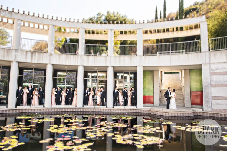 skirball-cultural-center-wedding-bridal-party
